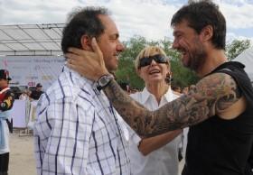 Tinelli lo hizo: luego de tres meses de demora Scioli finalmente firmó la declaración emergencia agropecuaria por inundaciones