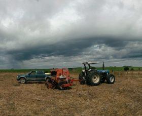 Este viernes se prevén precipitaciones de hasta 50 milímetros en el norte de La Pampa, San Luis y Córdoba
