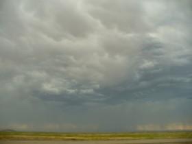 Mañana habrá lluvias y tormentas (algunas fuertes) sobre la región central del país
