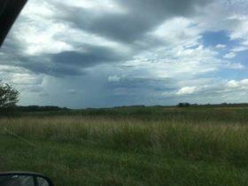 Se vienen varios días con precipitaciones acumuladas de hasta 100 milímetros en la zona pampeana y el NOA