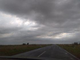 Esta semana la mayor parte de las lluvias se focalizarán en el Litoral