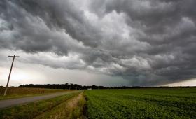 El domingo se prevén tormentas intensas en la zona sudeste bonaerense