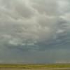 Alerta: el viernes se prevén tormentas fuertes sobre buena parte del centro y norte del país