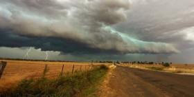 Alerta por tormentas intensas en el norte del país: no se prevén precipitaciones importantes en la región pampeana