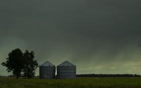 El domingo se esperan lluvias y tormentas sobre el noreste de la región pampeana