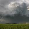 El lunes se prevén tormentas intensas sobre buena parte de la región pampeana y el NEA