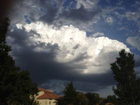 Llegan más tormentas sobre el norte de la región pampeana: mañana el tiempo comenzará a estabilizarse