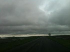 El jueves y viernes se prevén tormentas intensas sobre buena parte del norte del país