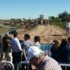 Canal San Antonio-Arroyo de las Tortugas: estudian implementar una tercera obra de amortiguamiento para reducir riesgos aguas abajo
