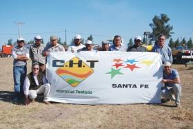 Redes viales gestionadas por productores: en Tostado funciona el único comité hidrovial de Santa Fe