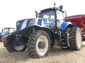 Los tractores lograron zafar del cepo cambiario: las importaciones crecieron un 4% en lo que va del año
