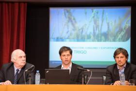 """Kicillof aceptó ampliar el cupo de exportación de trigo a 3,50 millones de toneladas: la mitad del saldo sigue dentro del """"corralito cerealero"""""""