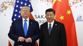"""China asegura que las declaraciones de Trump referidas a escasas importaciones de productos agropecuarios de EE.UU. """"son infundadas"""""""