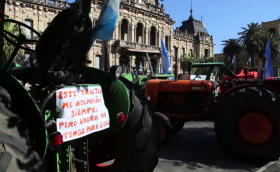 """Casañas sorprendido por la apatía de los integrantes de la cadena agropecuaria: """"O les va bárbaro o no tienen sangre"""""""
