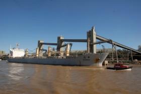 Ya suman 240.000 toneladas los embarques de soja estadounidense comprados por Argentina para descomprimir el déficit de oferta previsto a fin de año