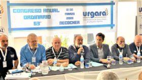 """Urgara amenaza con frenar las exportaciones agroindustriales argentinas al lanzar un """"cese total de actividades en puertos"""""""