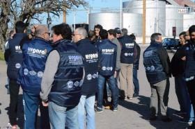 Alerta logística: Urgara lanzó un paro en terminales portuarias para este lunes