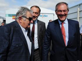 """Empresa española inauguró en Uruguay la primera industria de tripas de colágeno de Iberoamérica: """"Este es un país seguro y no corrupto""""."""