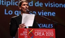 """""""El deseo de una Argentina más justa nunca va  a ocurrir sin políticos honestos y más capaces"""""""