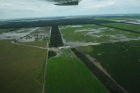 Buena noticia: a partir de mañana prevén un corte de precipitaciones en las zonas afectadas por inundaciones