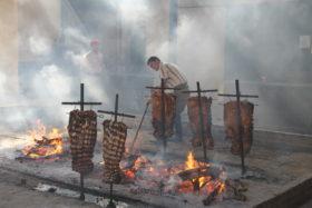 No busquen más: el asado de tira nació en la ciudad bonaerense de Campana
