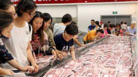¡Boom! exportador: se derrumbó el precio de la carne argentina enviada a China para registrar un nivel más bajo que el presente antes del surgimiento de la fiebre porcina africana