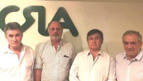 """La Comisión de Enlace rechazó el aumento de retenciones: pidió tranquilidad a los productores para avanzar en un """"proceso de diálogo"""" con el gobierno"""