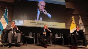 Mala señal: todos los candidatos a presidente fueron a un evento de Coninagro menos Alberto Fernández