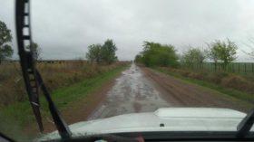 Este sábado llegan finalmente lluvias importantes en parte de las zonas cerealeras necesitadas de agua