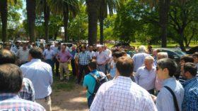 Retenciones: productores del norte argentino realizan un paro comercial de 48 horas con control de cargas en las principales rutas de la región