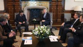 Compromiso Macri: aseguró que no tiene planes para incrementar los derechos de exportación
