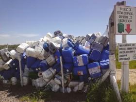 Atención: ya es obligatorio en todos el país el triple lavado de envases vacíos de fitosanitarios