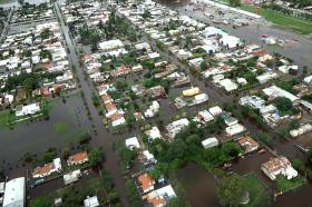 Llegó el cambio climático: algunas regiones del sudeste cordobés acumulan precipitaciones superiores a 700 milímetros en lo que va del año