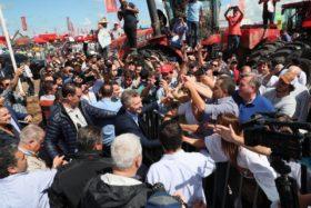 """Las principales instituciones agroindustriales argentinas respaldaron los diez puntos del """"compromiso sobre políticas públicas"""""""