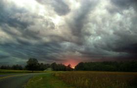 El fin de semana habrá probabilidad de tormentas en la región central del país
