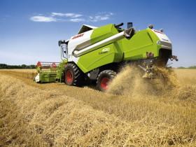 En 2014 ingresaron al mercado argentino apenas 404 cosechadoras importadas: 64% menos que dos años atrás